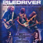 piledriver live in concert