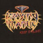 praying mantis - keep it alive